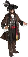 Picture of Caribbean Pirate Adult Mens Costume