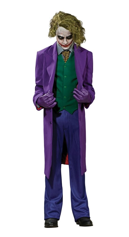 Picture of The Joker Grand Heritage Adult Mens Costume