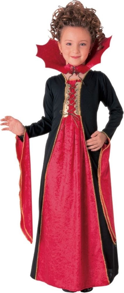 Picture of Gothic Vampiress Child Costume