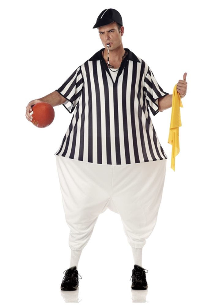 Picture of Referee with Hoop Costume