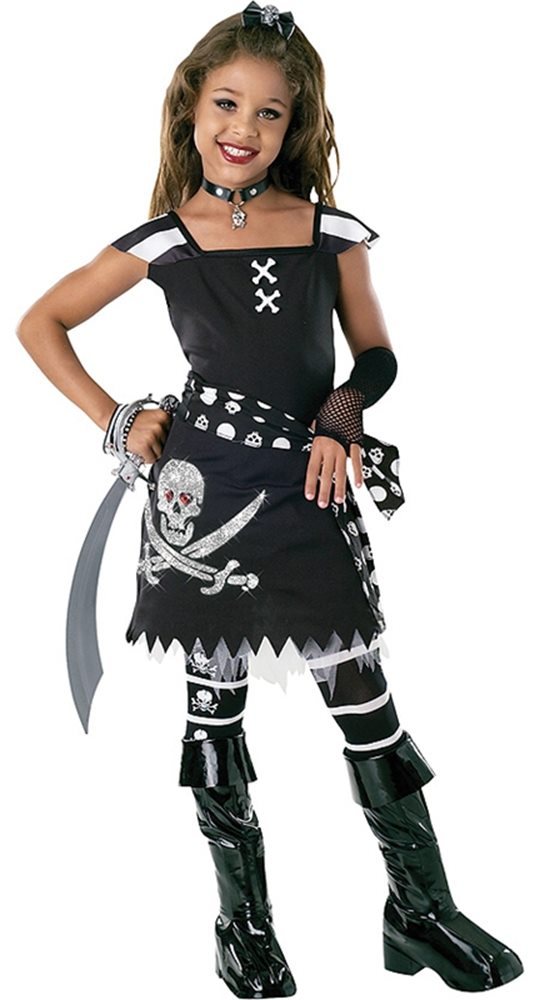 Picture of Scar-let Drama Queen Child Costume