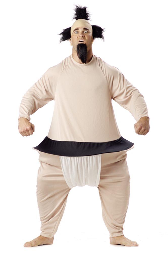 Picture of Sumo Wrestler Adult Mens Costume