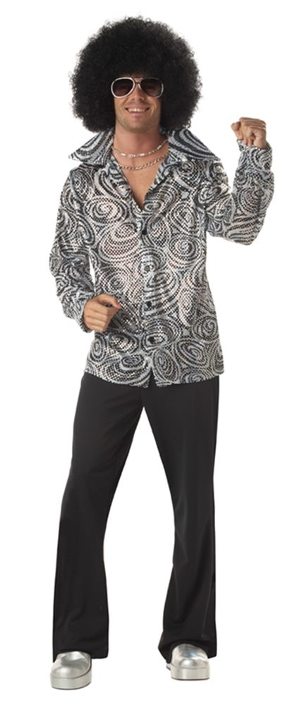 Picture of Groovy Disco Adult Mens Costume