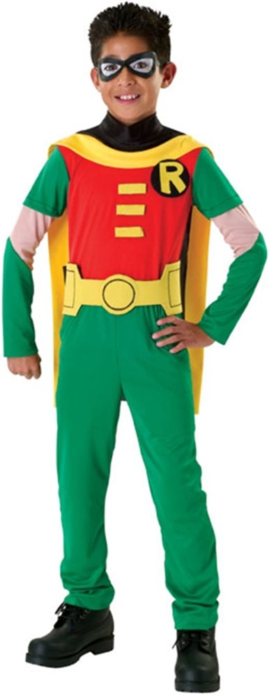 Picture of Teen Titan Robin Child Costume