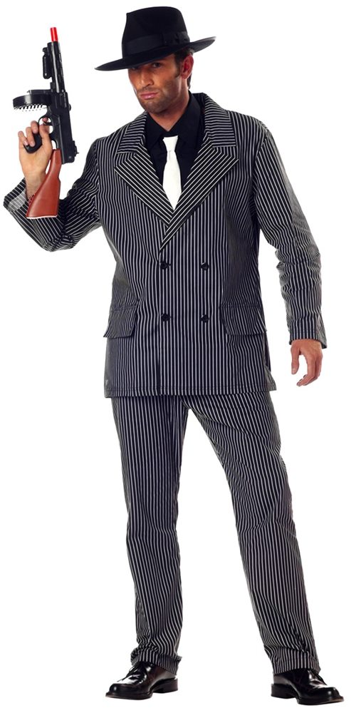 Picture of Roarin 20's Gangster Adult Mens Costume
