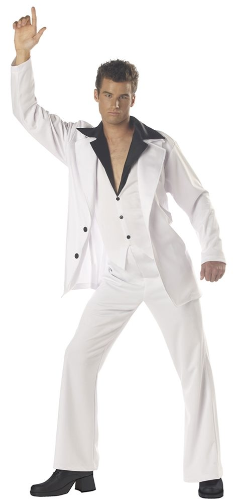 Picture of Disco Dude Adult Mens Costume