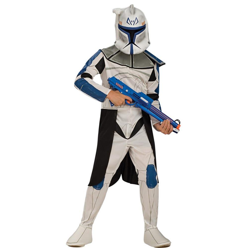 Picture of Star Wars Clone Trooper Captain Rex Child Costume