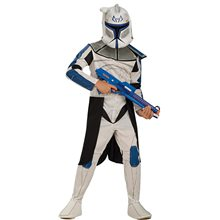 Picture of Star Wars Clone Trooper Captain Rex Child Costume
