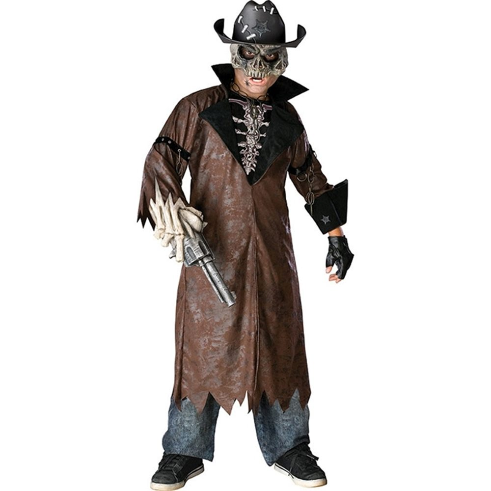 Picture of Tombstone Grave Digger Child Costume