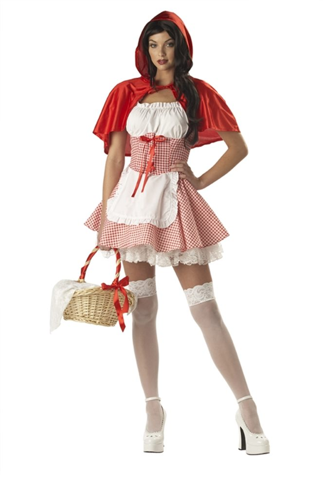 Picture of Red Riding Hood Adult Womens Costume