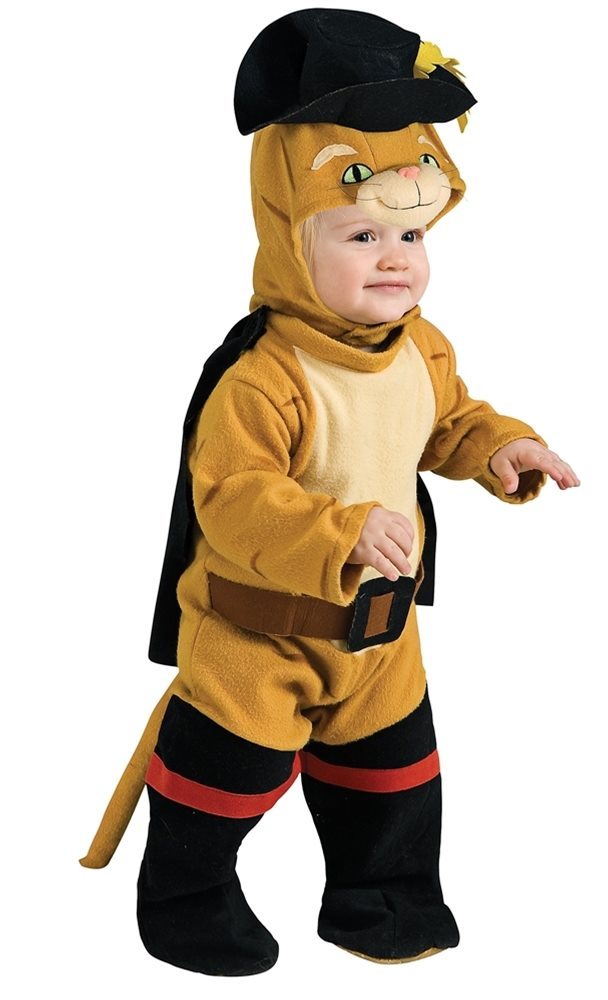 Picture of Puss in Boots Infant Costume