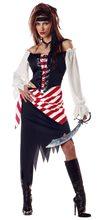 Picture of Ruby Pirate Adult Womens Costume