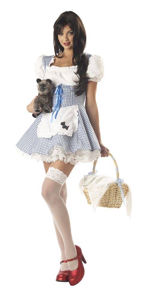 Picture of Dorothy Woman Adult Costume