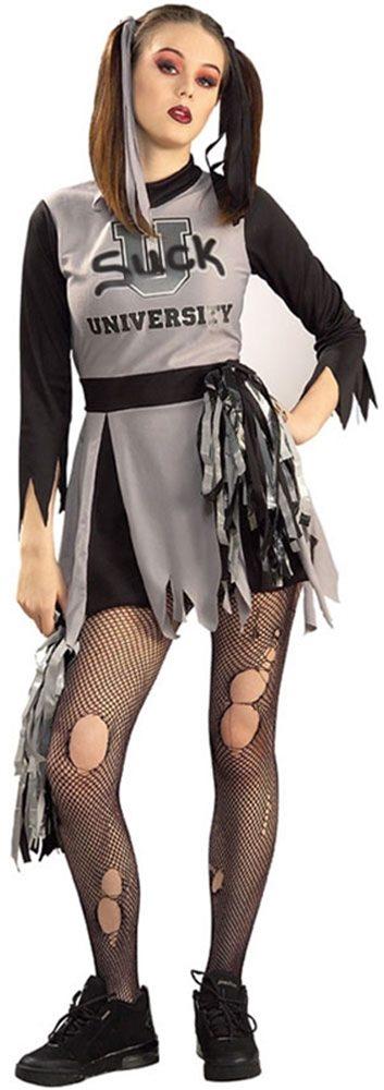 Picture of Zombie Cheerleader Adult Costume