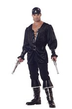 Picture of Pirate Blackheart Adult Mens Costume