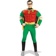 Picture of Robin Deluxe Muscle Chest Adult Mens Costume