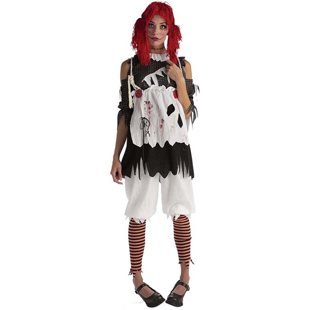 Picture of Rag Doll Girl Adult Womens Costume