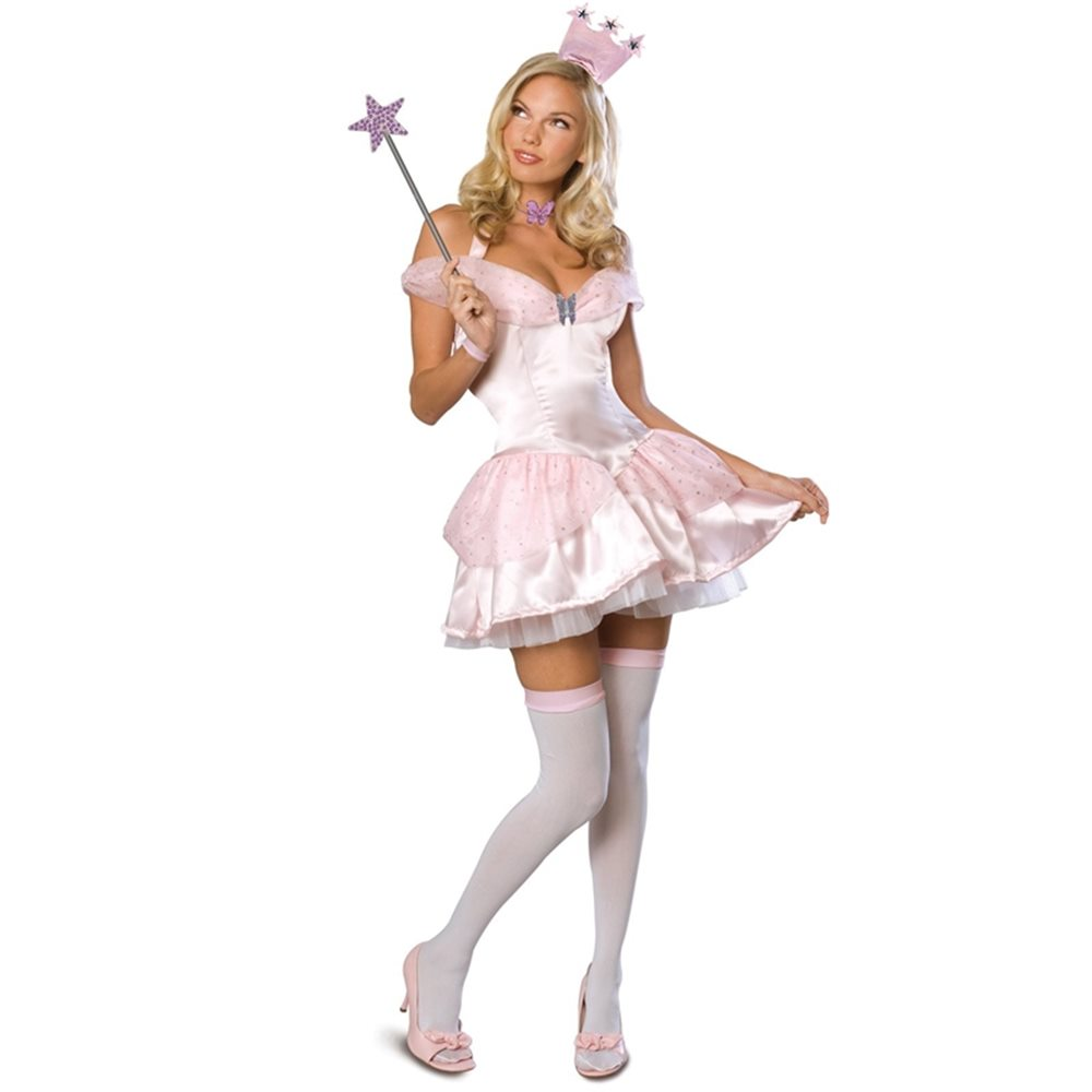 Picture of Sexy Glinda the Good Witch Adult Womens Costume