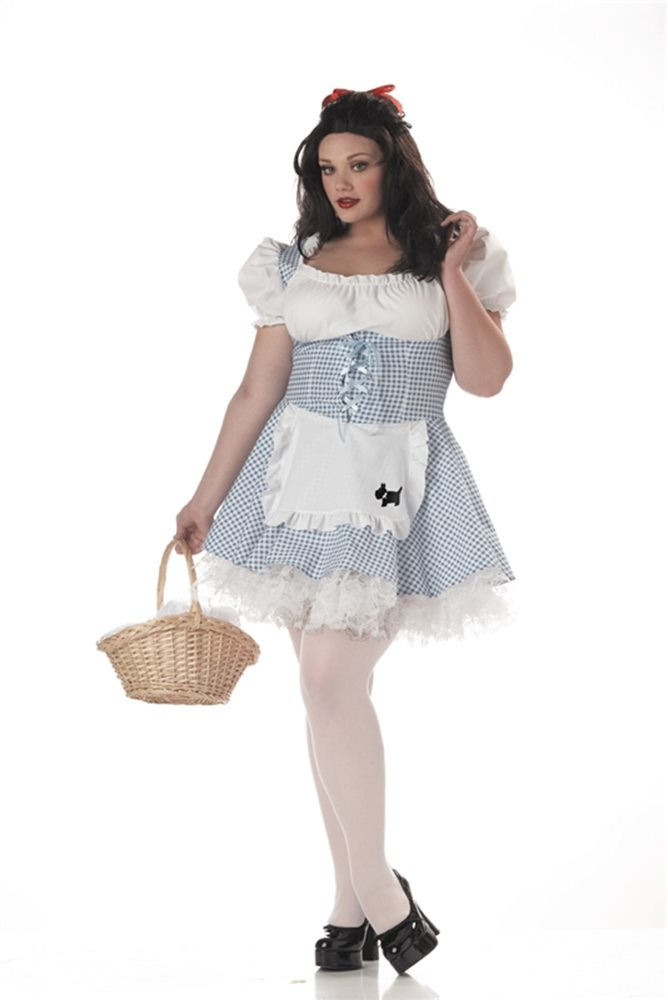Picture of Dorothy Plus Size Costume