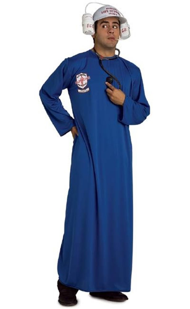 Picture of Mobile Life Support System Adult Mens Costume