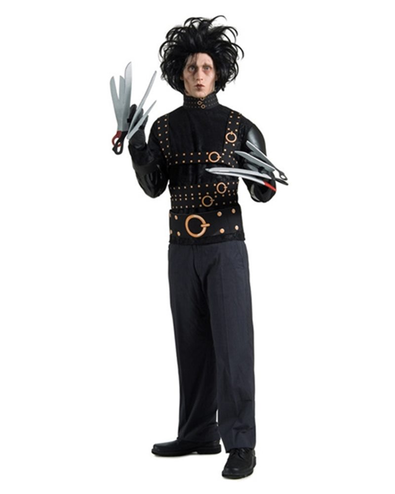 Picture of Edward Scissorhands Adult Costume