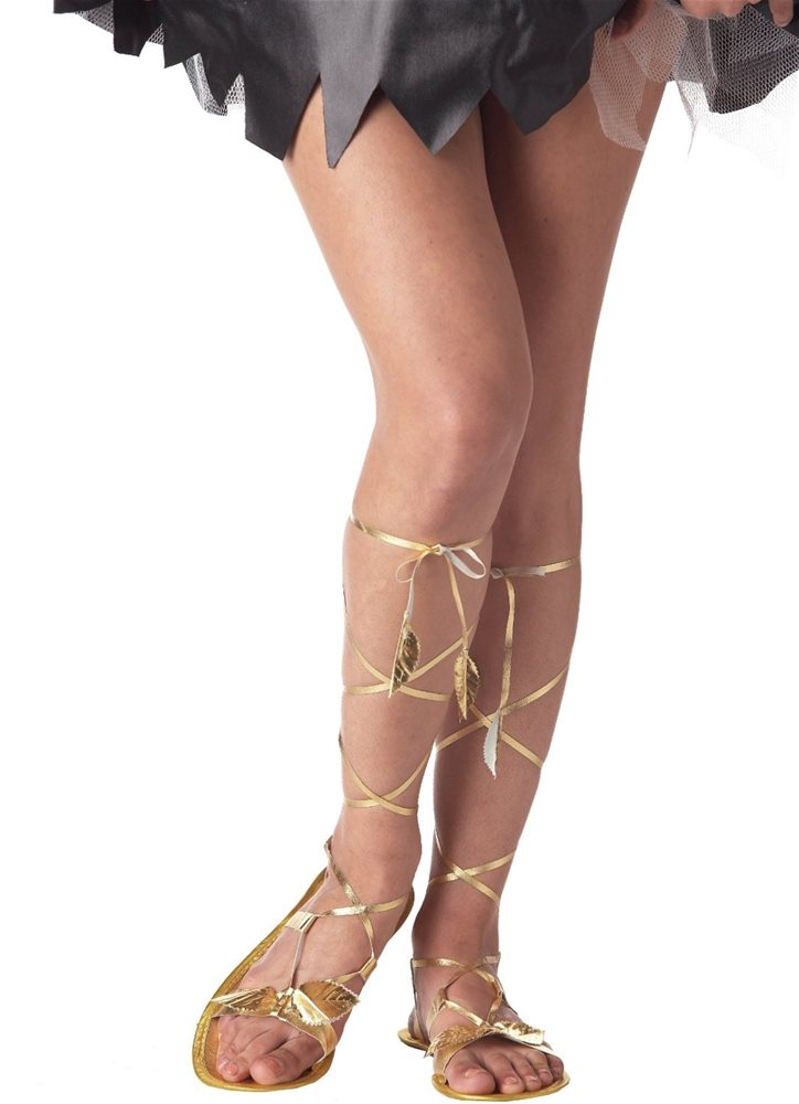 Picture of Goddess Sandals Gold