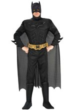 Picture of Batman Muscle Chest Deluxe Adult Mens Costume