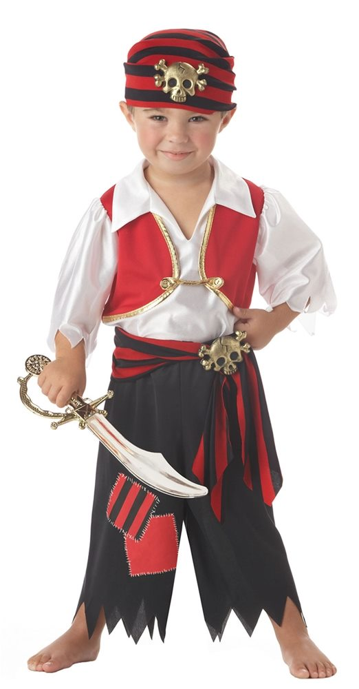 Picture of Ahoy Matey Pirate Child Costume
