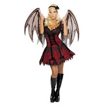 Picture of Vampire Fairy Adult Costume