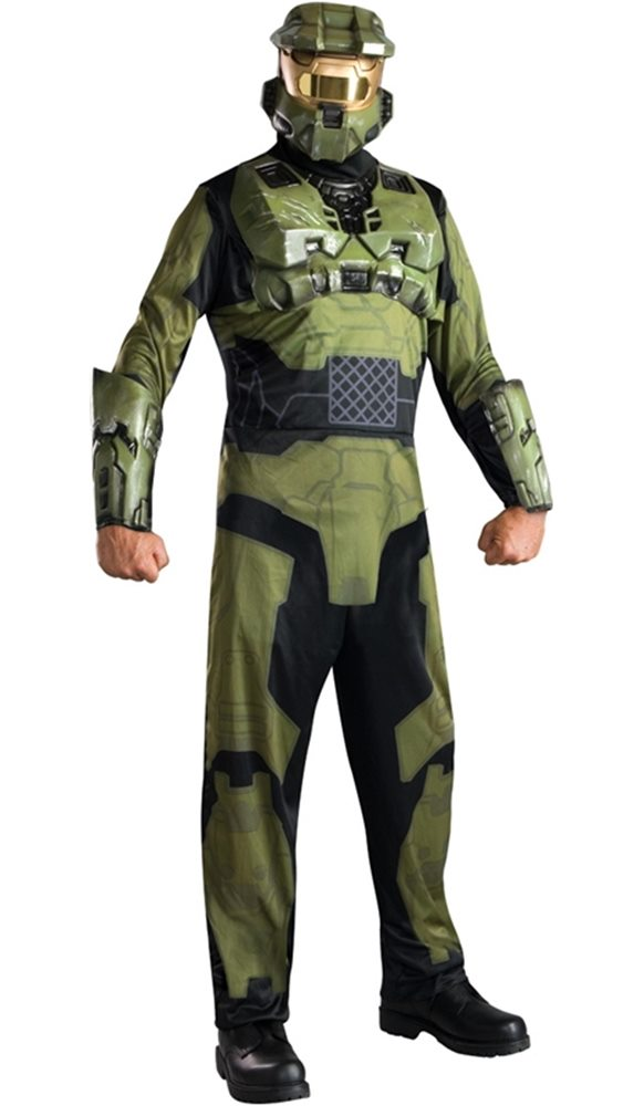 Picture of Master Chief Halo Adult Mens Costume