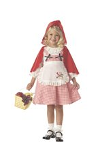 Picture of Little Red Riding Hood Toddler Costume