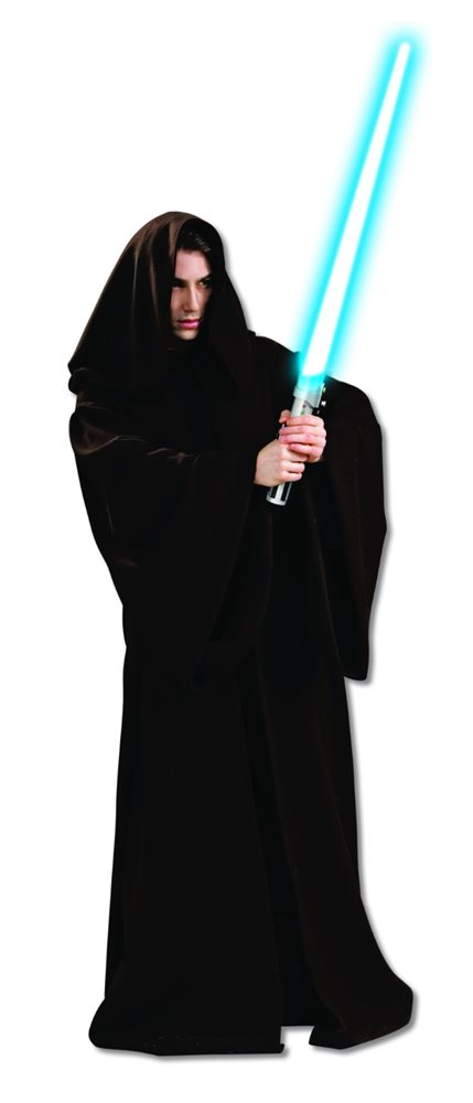 Picture of Star Wars Super Deluxe Jedi Robe Adult Mens Costume