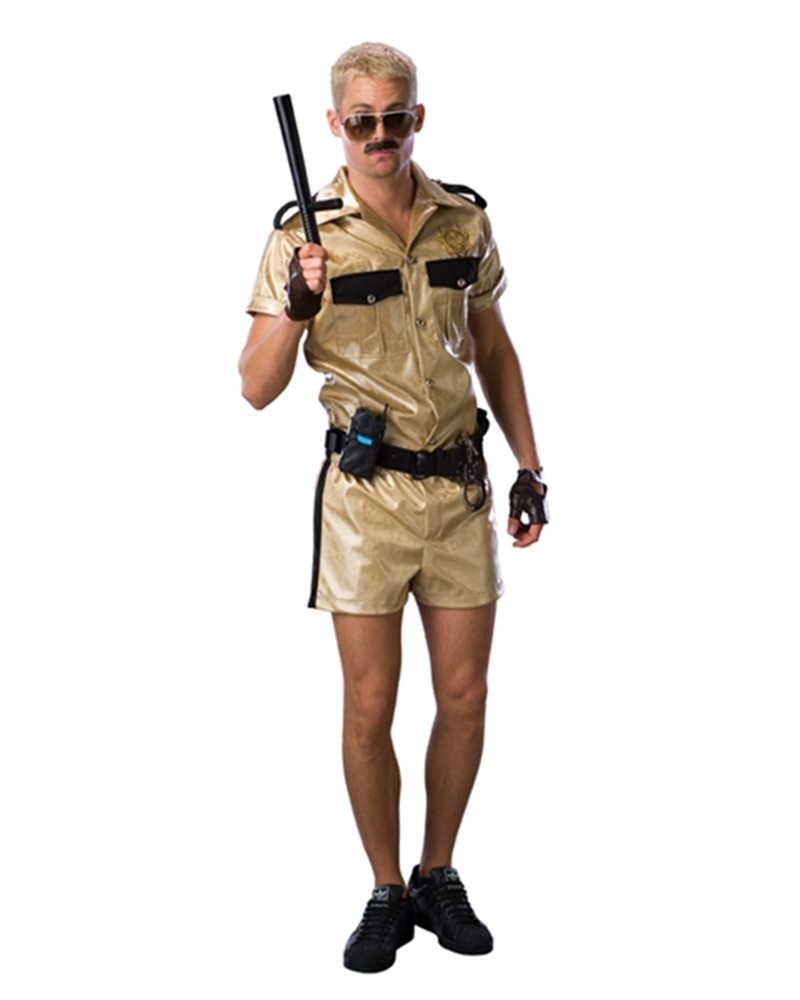 Picture of Reno 911 Deluxe Lt. Dangle Adult Mens Costume