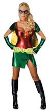 Picture of Sexy Robin Adult Costume