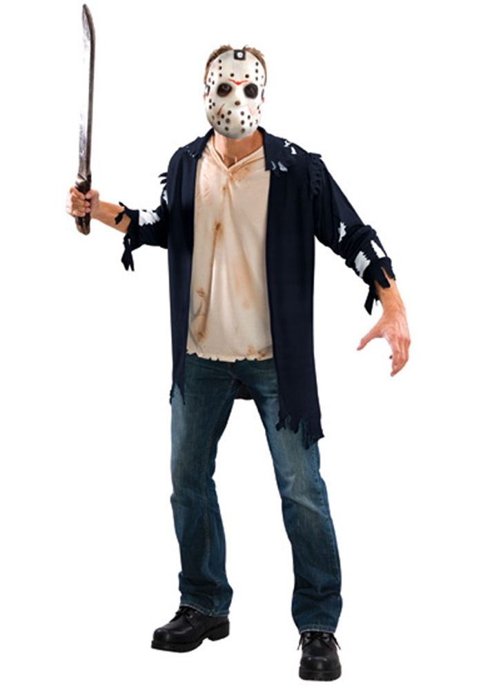 Picture of Jason Friday the 13th Adult Mens Costume