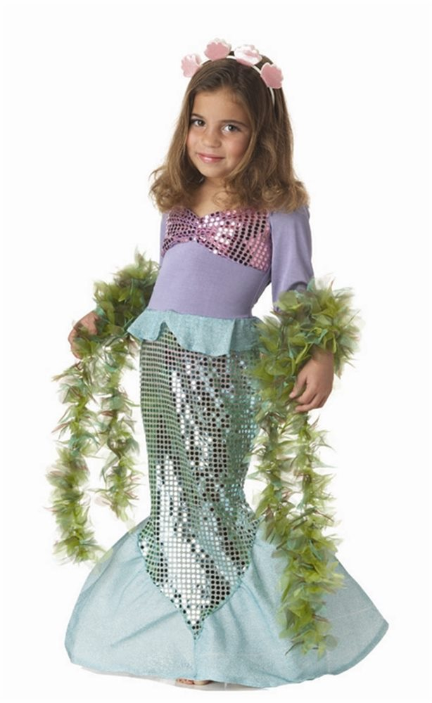 Picture of Little Mermaid Toddler Costume