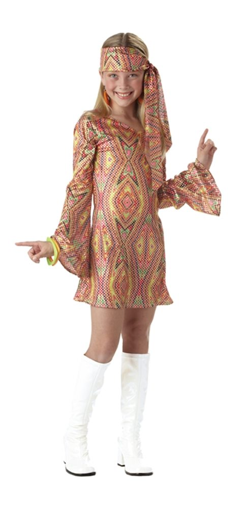 Picture of Disco Dolly Child Costume