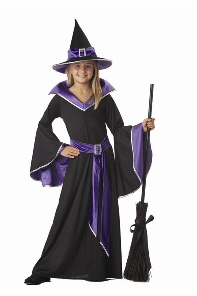 Picture of Incantasia The Glamour Witch Child Costume
