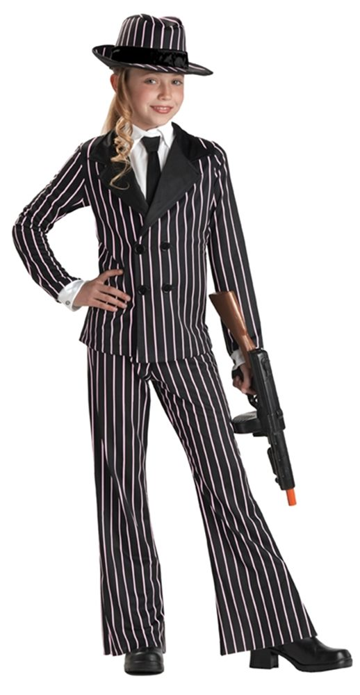 Picture of Gangster Girl Costume