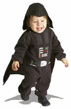 Picture of Star Wars Darth Vader Baby Costume