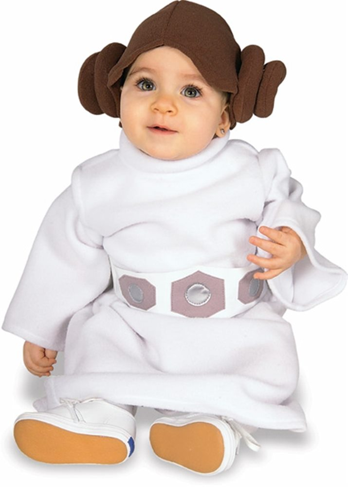 Picture of Star Wars Princess Leia Infant Costume