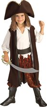 Picture of Caribbean Pirate Child Costume