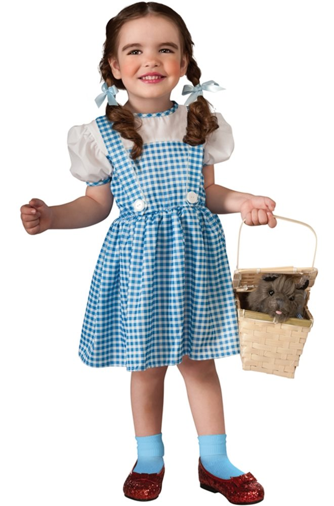 Picture of Dorothy Infant & Toddler Costume