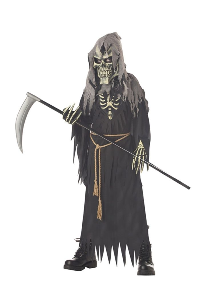 Picture of Angel of Death Child Costume