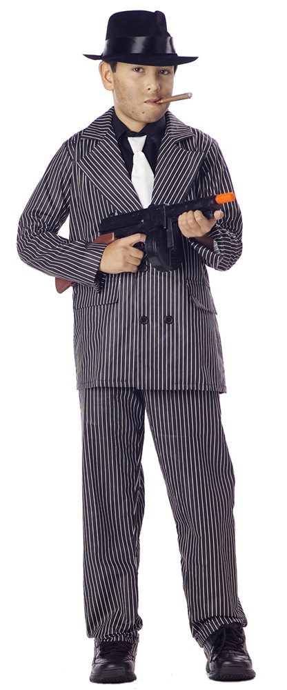 Picture of Gangster Suit Child Costume