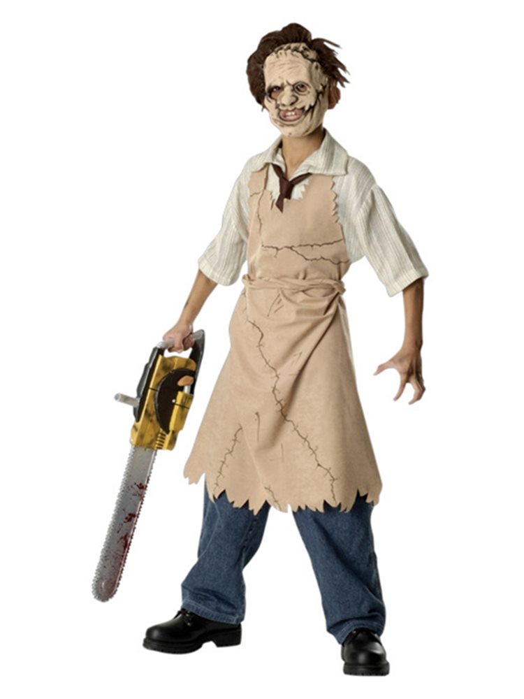Picture of Texas Chainsaw Massacre Leatherface Child Costume