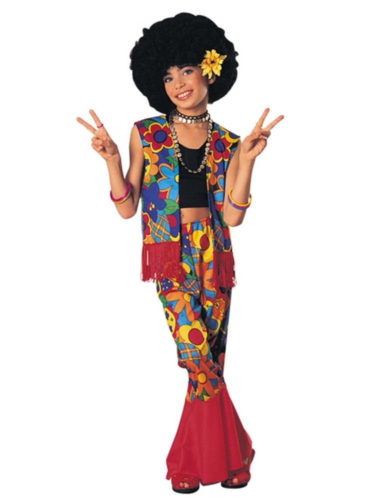 Picture of Flower Power Child Costume