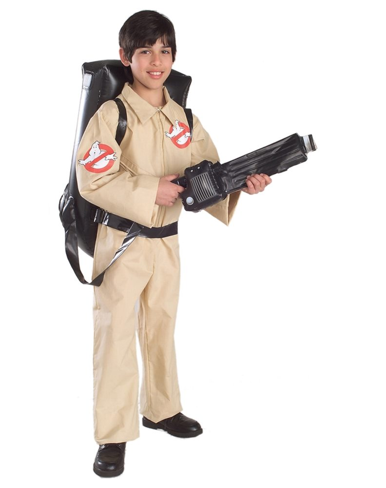 Picture of Ghostbusters Jumpsuit Child Costume