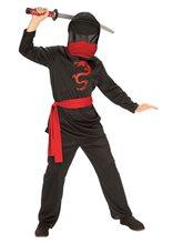 Picture of Ninja Black Dragon Costume