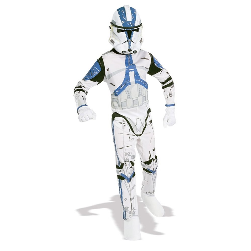 Picture of Star Wars Clone Trooper Child Costume
